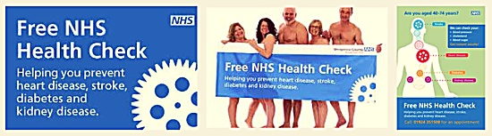 NHS Health Check in Henfield