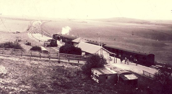 The Dyke Station