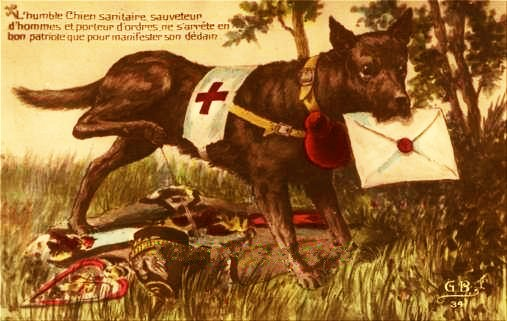 Unleash the dog of war