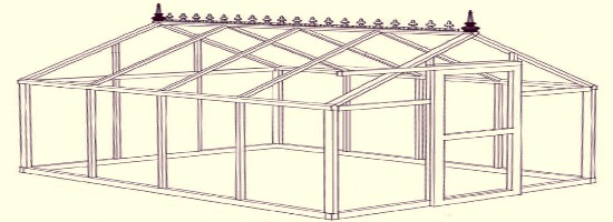 Greenhouse or cold frame
