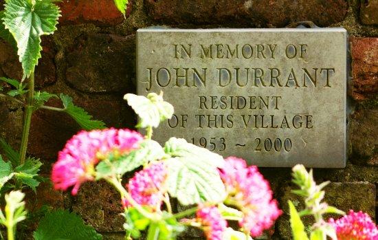 John Durrant RIP