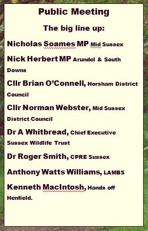LAMBS meeting speaker list