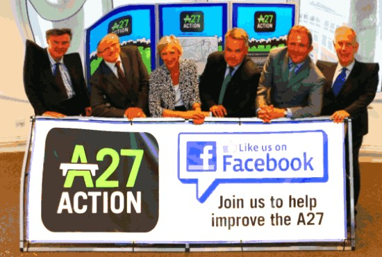 A27 Action movers & shakers