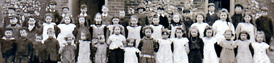 Edburton School pupils