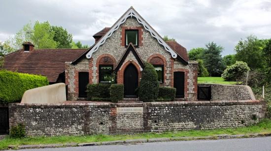 Old School House Edburton in 2014