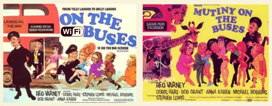 Not on the buses