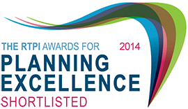 Shortlisted for planning excellence in 2014