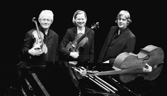 Pro Musica String Trio at Steyning Centre