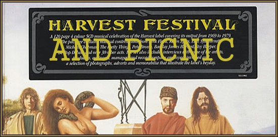 Harvest Festival and Picnic