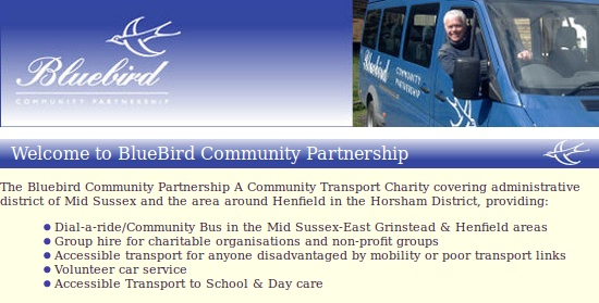 Bluebird Community Partnership