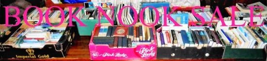 Book Nook Sale