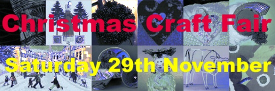 Fulking Christmas Xmas Craft Fair Bazaar