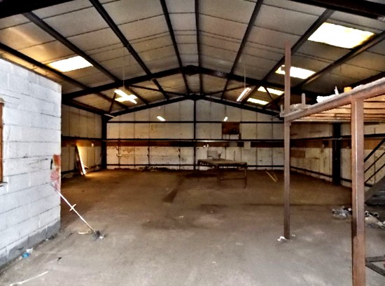 Workshop for rent at Truleigh Manor Farm