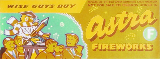 Wise guys buy astra fireworks