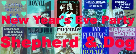Casino Royale at_the Shepherd and Dog