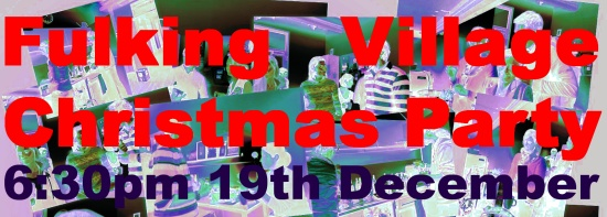 Fulking Village Christmas Party