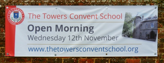 Open morning at The Towers Convent School