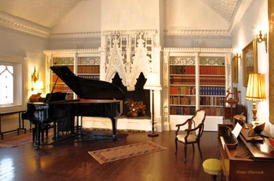 Victorian Music Room St. Mary's Bramber