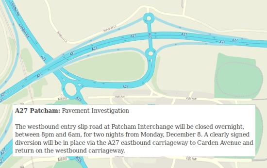 Patching the_Patcham Interchange