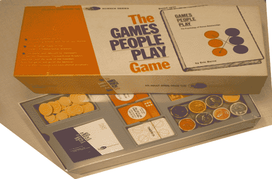 The Games People Play Game