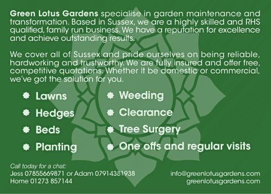 Green Lotus Gardens