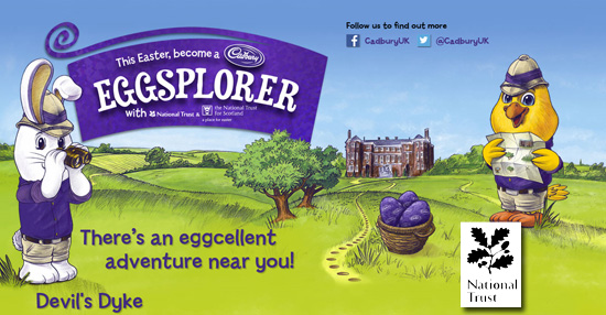 NT Easter Egg Trail