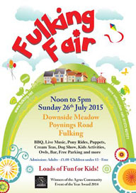 Fulking Fair Poster