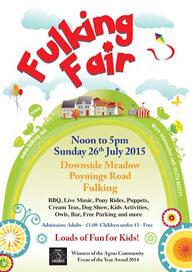 Fulking Fair Poster