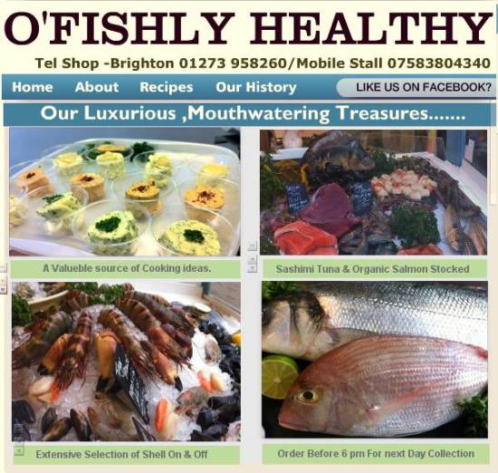 O'Fishly Healthy