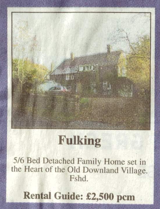 Weald House, The Street, Fulking