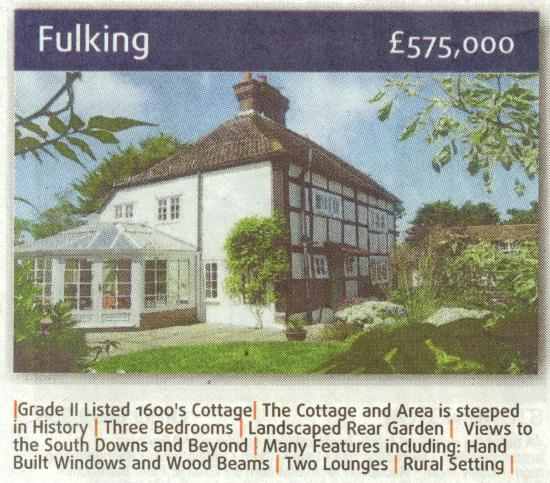 Kent Cottage, Fulking
