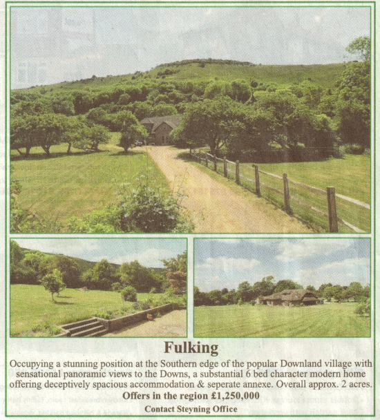 Four Acres, Poynings Road, Fulking