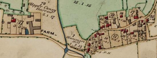 Property in Fulking Edburton immediate area