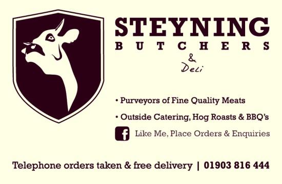 Steyning Butchers, Millbrook, Horn Lane, Woodmancote