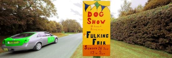 Fulking Fair poster 2015