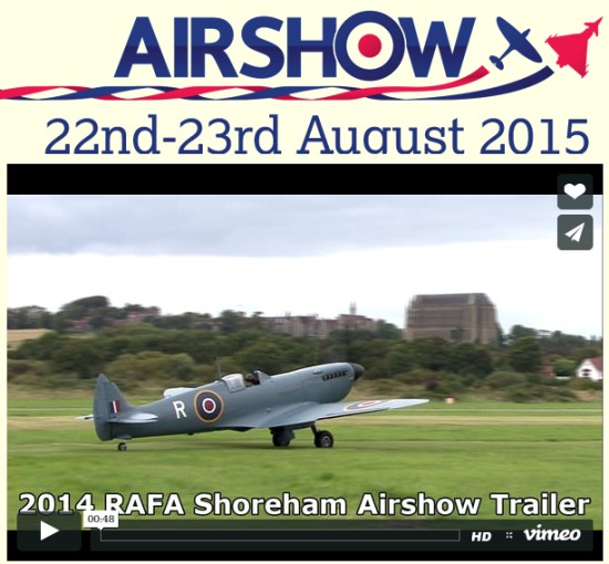 Shoreham Airshow 22nd-23rd August 2015