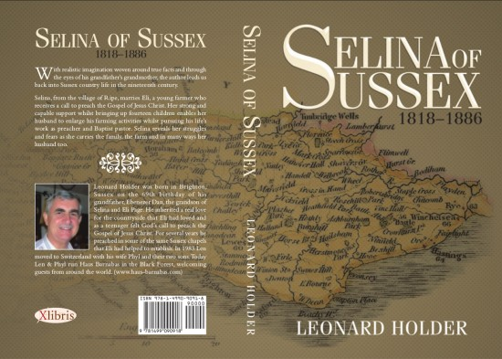Selina of Sussex by Len Holder