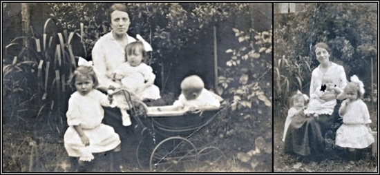 Jayne Shrimpton family 1917