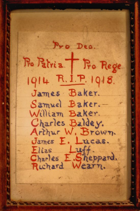 RIP 1914-1918