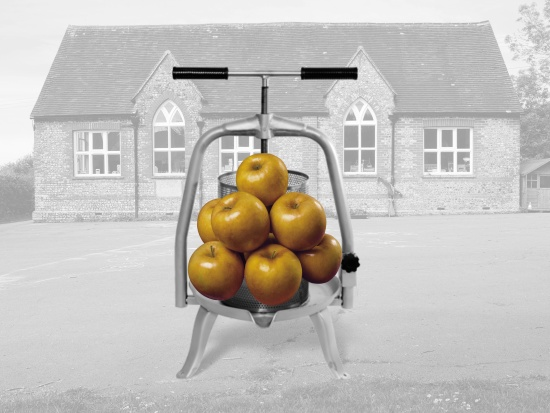 The Poynings Apple Press