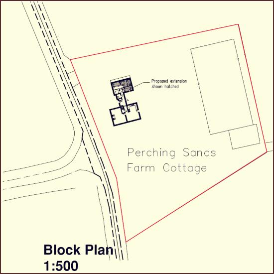 Perching Sands Farm Cottage