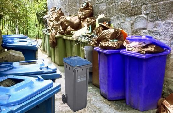 blue bins out tonight
