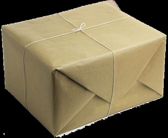 mysterious parcel
