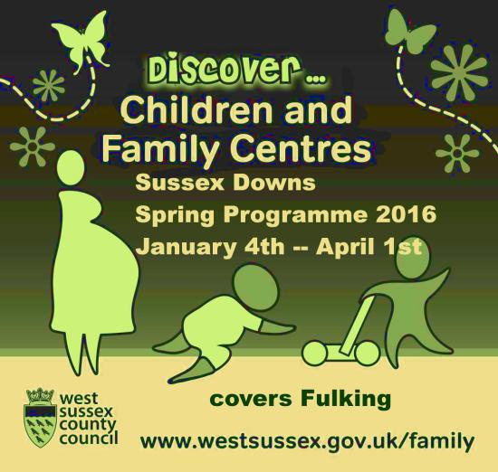 Sussex Downs Children and Family Programme