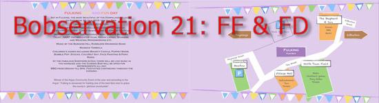 Purple Banner for Bobservation 21