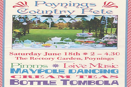 Poynings Country Fete 2016