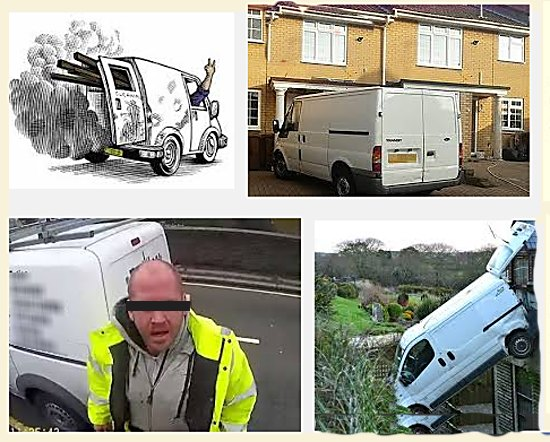 White van man alert