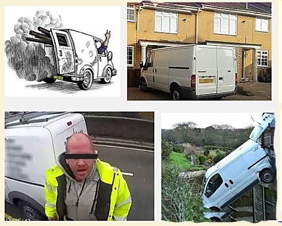 White van man alert