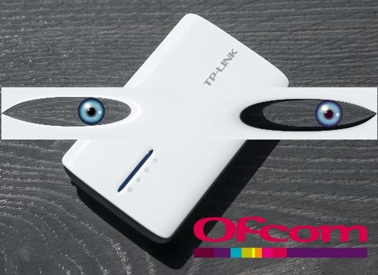 Ofcom broadband whitebox