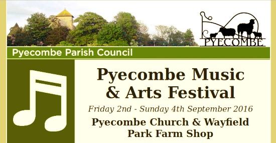 Pyecombe Music and Arts
